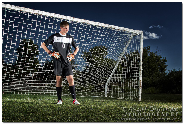 Senior Photo by Sandpoint Photographer Jason Duchow
