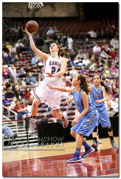 Kamiah Basketball