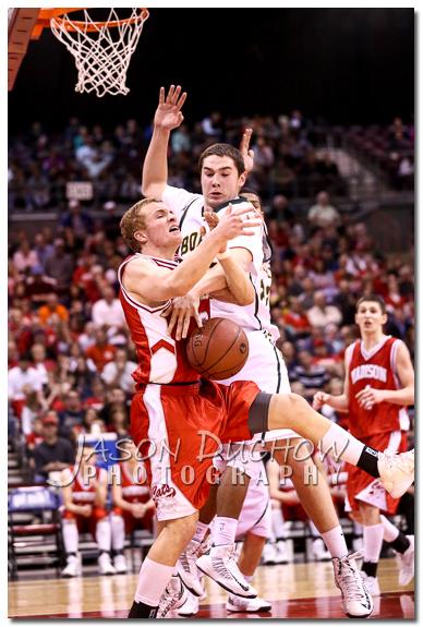 Borah vs. Madison - 2013 Idaho State Basketball Tournament