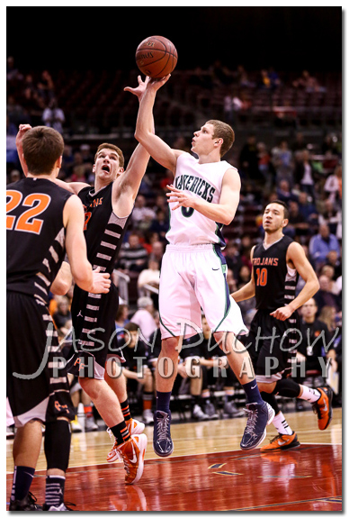 Post Falls vs. Mountain View - 2013 Idaho State Basketball Tournament