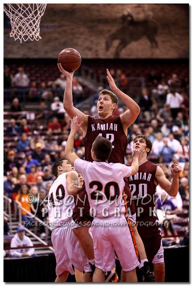 2013 Idaho State Basketball Tournament