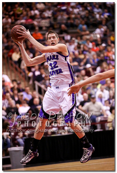 Snake River vs. Shelley - 2013 Idaho State Basketball Tournament