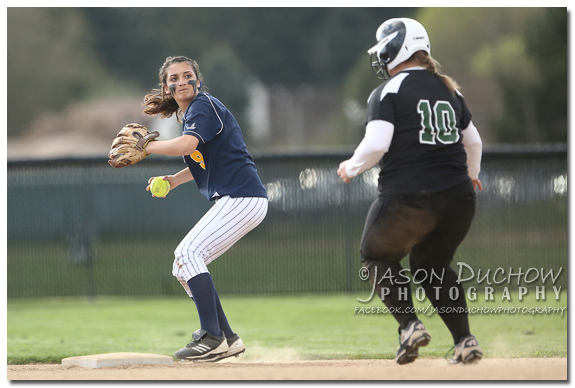 Canby vs Tigard Softball