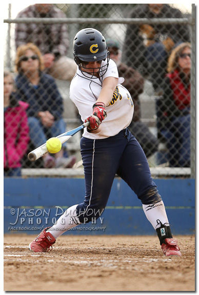 Canby vs West Linn Softball