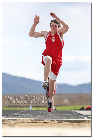 Sandpoint High School Track