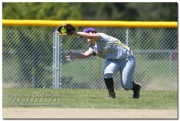 Kellogg softball