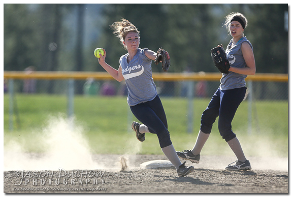 Bonners Ferry Softball