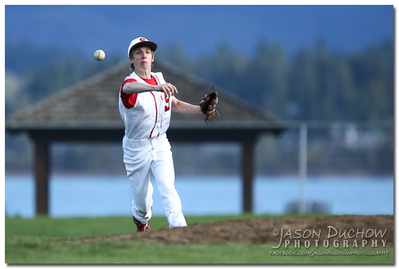 Priest River at Sandpoint Baseball