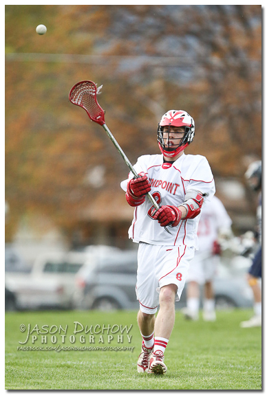 Sandpoint vs Lake City Lacrosse