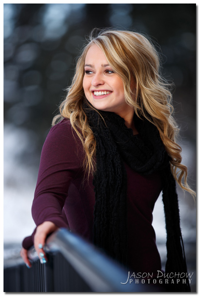 Alyson 2015 Senior Model Winter Shoot 001