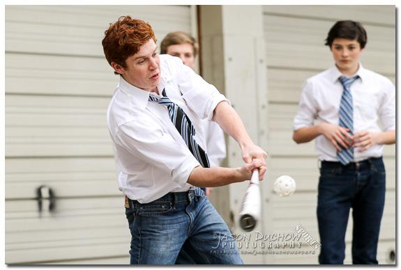 Pre-Dance Whiffle Ball