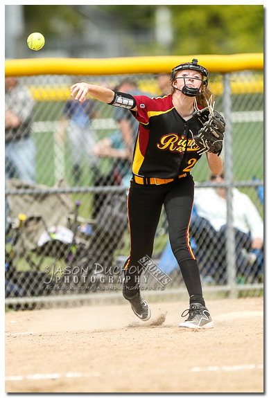 2015 Idaho State Softball, Rigby High School