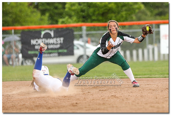 eagle vs coeur d'alene softball