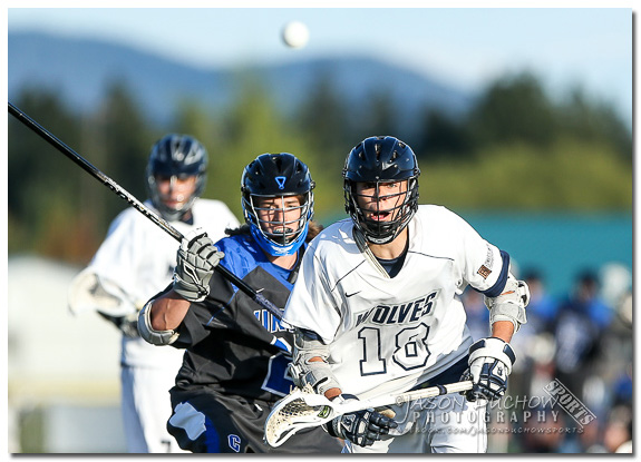 Lacrosse - Coeur d'Alene at Lake city 05-07-20153
