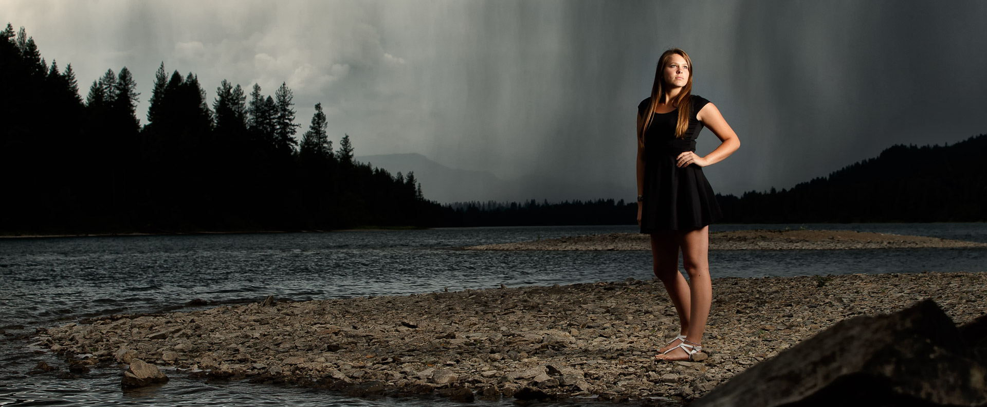 Sandpoint Senior Photos