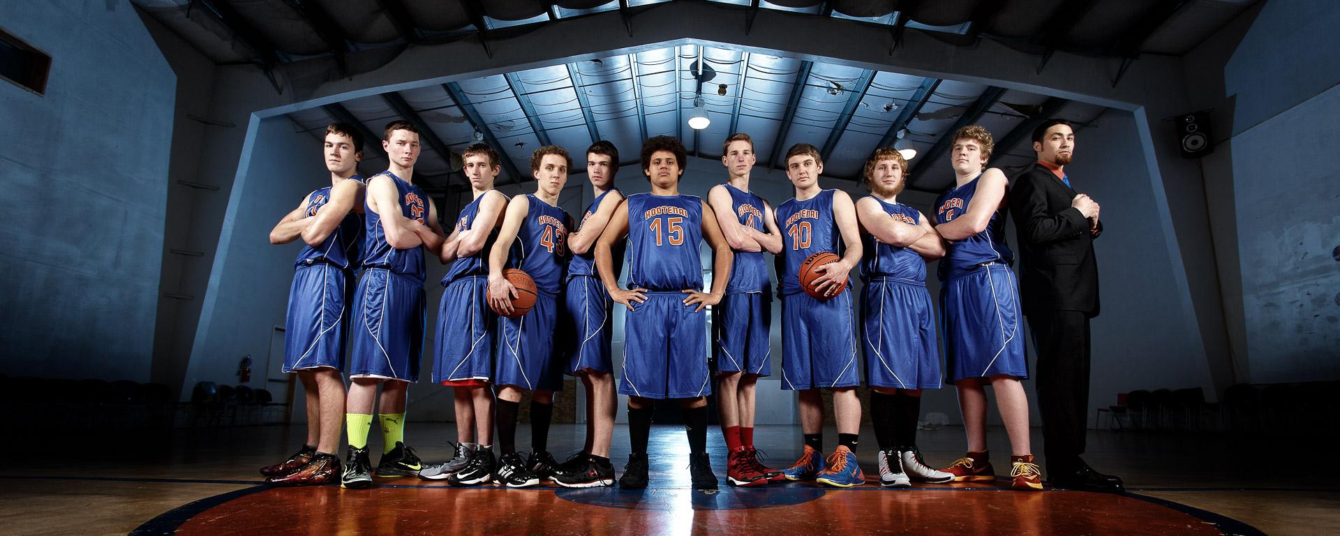 Kootenai Thunder Team Photo
